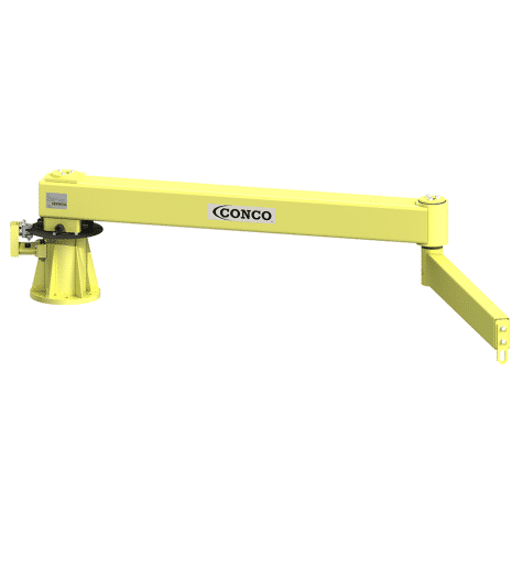 Conco's Articulated Jib Arm Line | Air Swivels Primary Arm