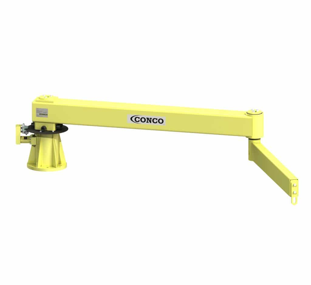 Conco Articulated Jib Arm Standard