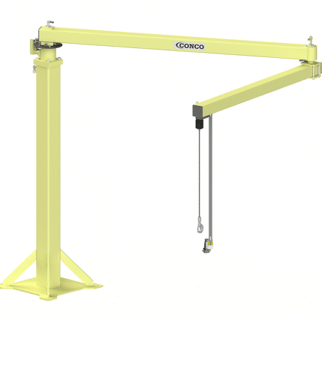 Portable Lifting Device | Articulating Jib Arms Lifting Solutions