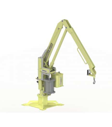 Material Handling Devices | Low Headroom Manipulator