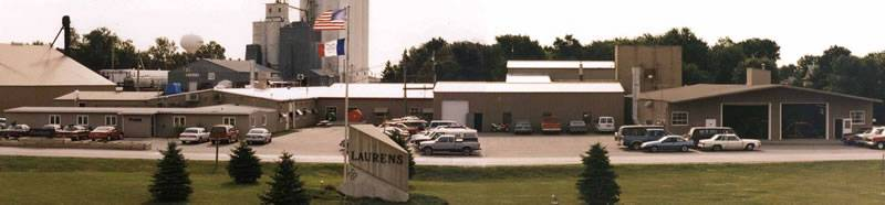 Positech's facility in Laurens, Iowa