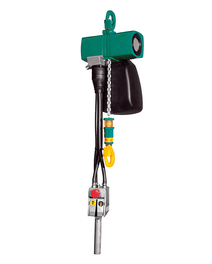 JD Neuhaus Air Hoist