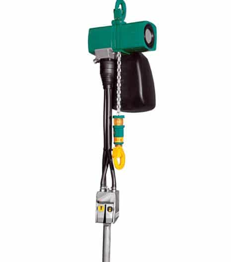 JD Neuhaus Mini Air Hoist