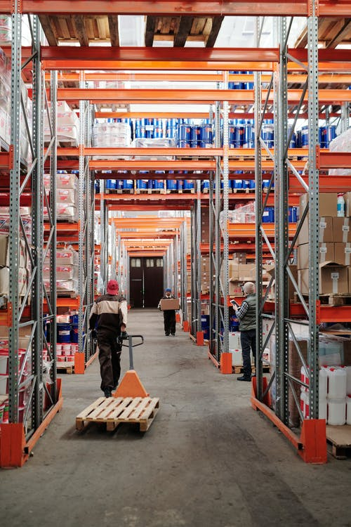 make warehouse work easier and efficient